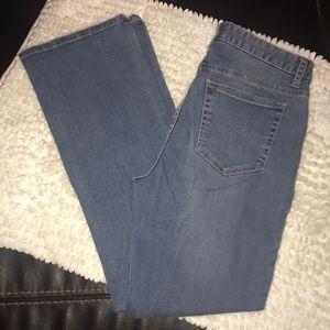 Boston Proper High Waisted Jean 8S